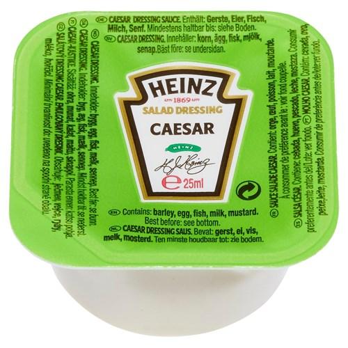 Heinz Caesar Dressing dippot 25ml image