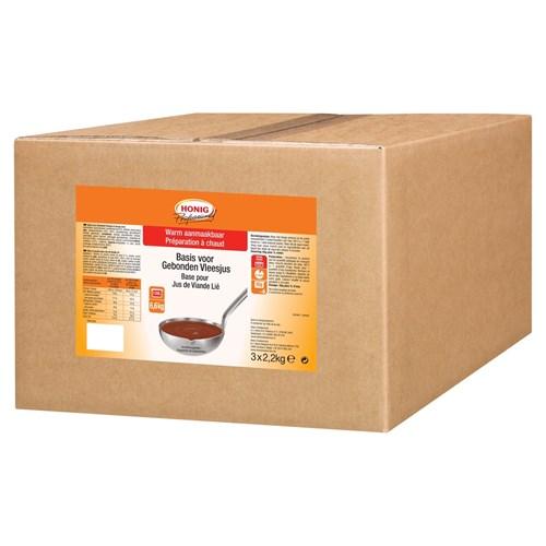 Honig Professional dikke vleesjus 1.8kg doos image