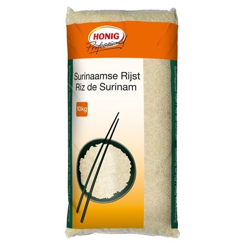 Honig Professional surinaamse rijst 10kg zak image