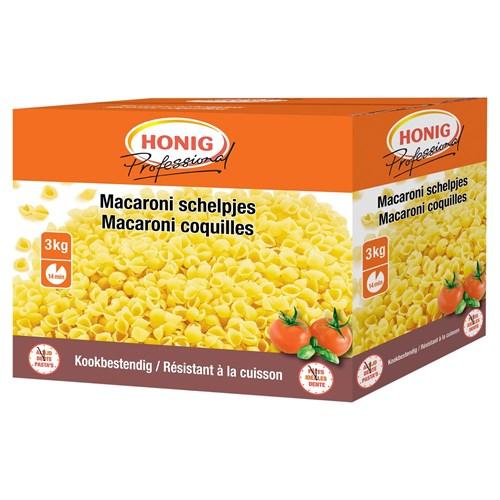 Honig Professional Macaroni 3kg doos image