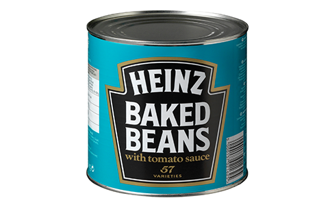 Heinz Beanz blik 2.62kg image