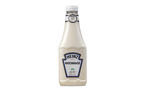 Heinz Mayonaise fles 875ml image