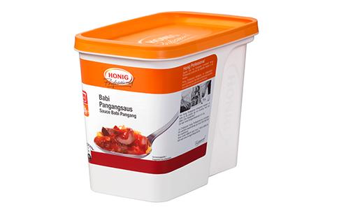 Honig Professional poeder voor bami pangangsaus 1.26kg Bus image