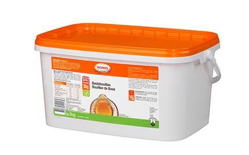 Honig Professional vegetarische basis bouillon 3kg Bus image