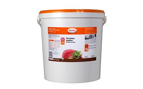 Honig Professional rundvleesbouillon 12.5kg emmers image