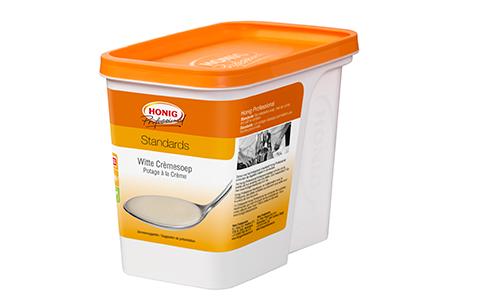 Honig Professional Witte crème soep 840g Bus image