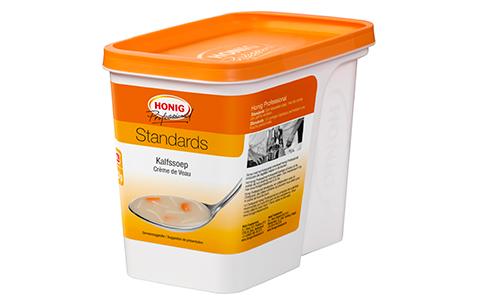 Honig Professional beige romige vermicelli soep 980g Bus image