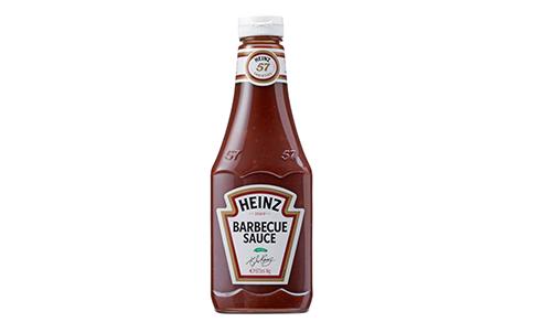 Heinz BBQ Saus fles 875ml image