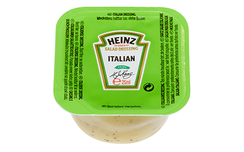Heinz Italian (Low Fat) 25ml image