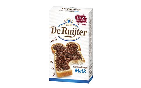 De Ruijter mini hagelslag melk doosje 20ml image