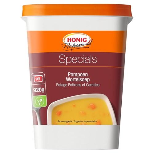 Honig Professional pompoen-wortel soep 920g image