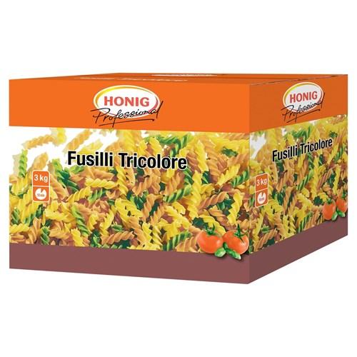 Honig Professional Fusilli Tricolore 3kg doos image