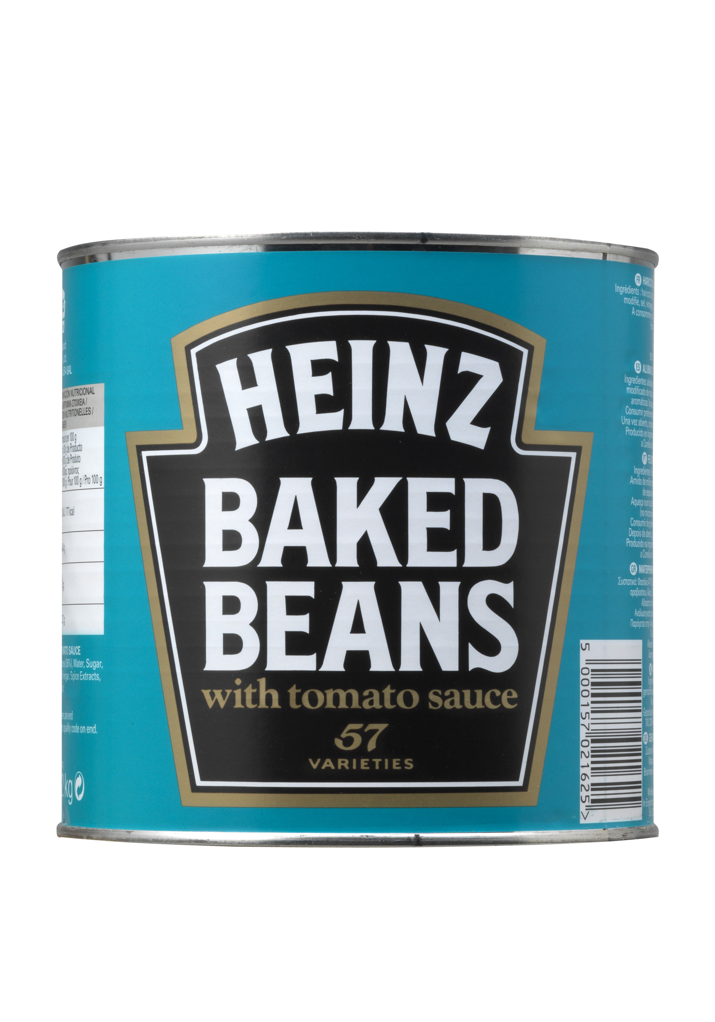 Heinz Baked Beans (Haricots Sauces Tomates) 2.62L image