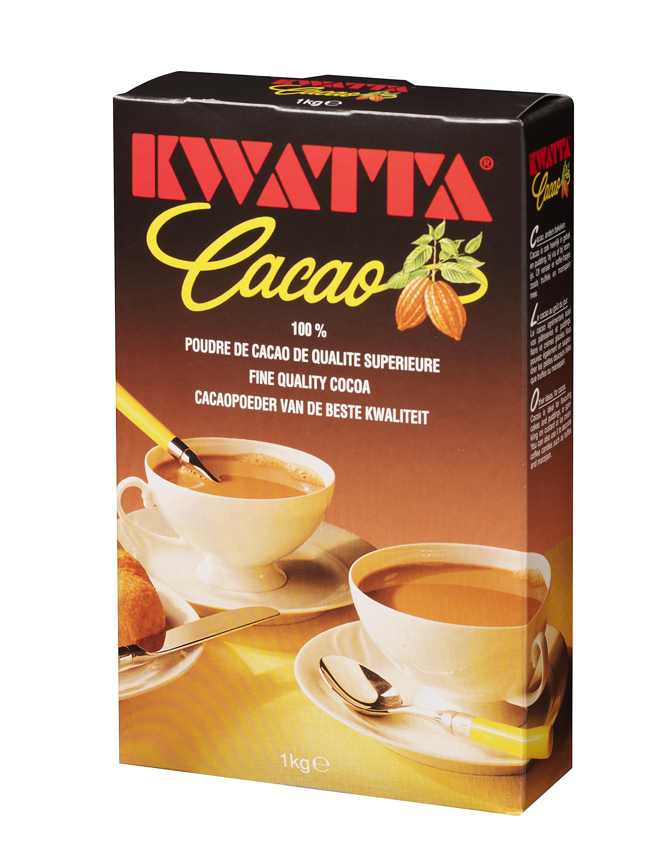 Kwatta cacao 1kg doos image