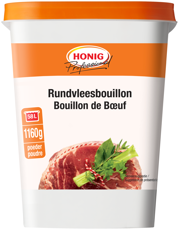 Honig For Professional Bouillon De Boeuf 1.16L image