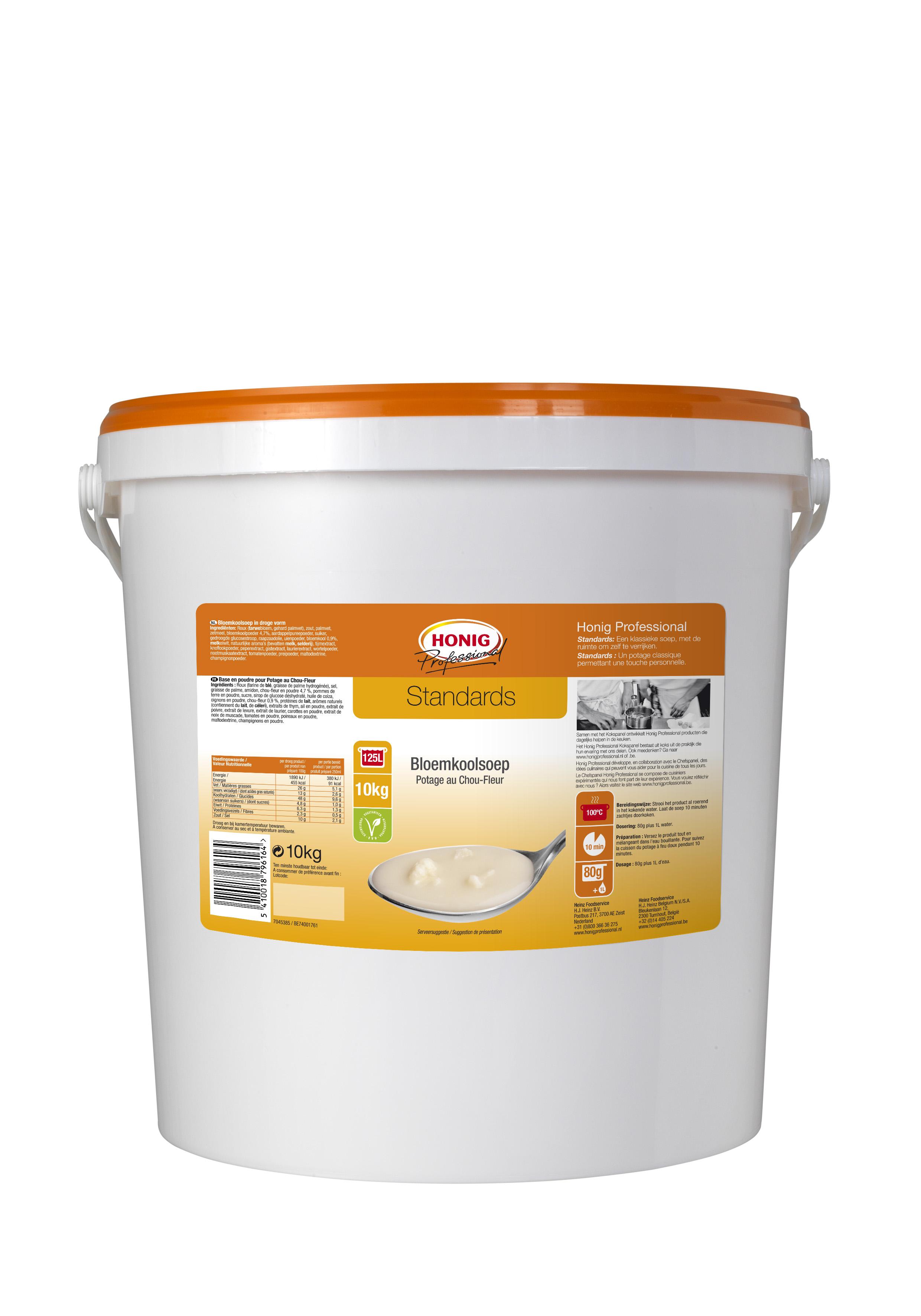 Honig For Professional Potage Au Chou-Fleur 10L image