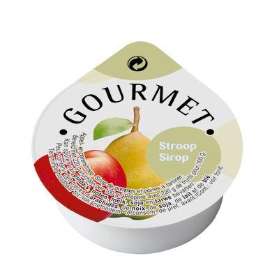 Gourmet appel & perenjam 25ml dippot image
