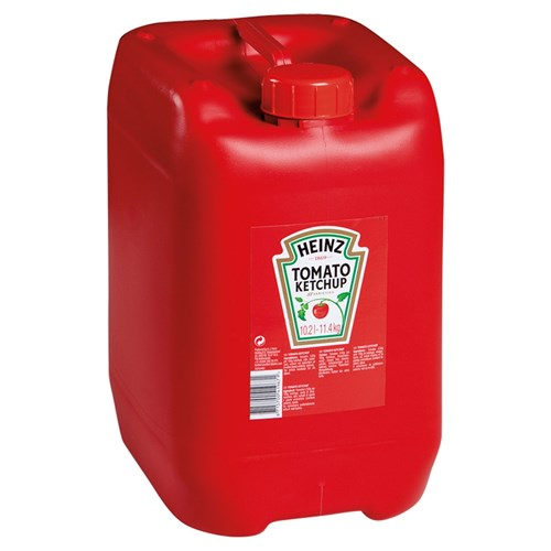 Heinz Tomato ketchup 10.2L emmer image