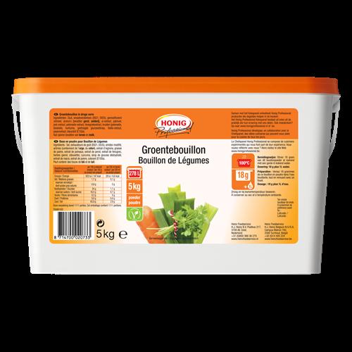 Honig Professional Vegetarische bouillon 5kg bus image