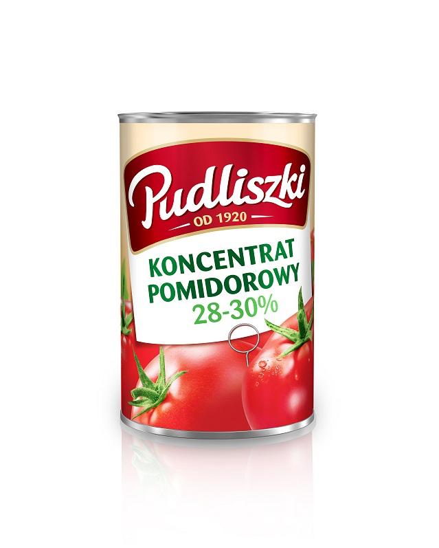 Koncentrat pomidorowy Pudliszki 4.5kg puszka image