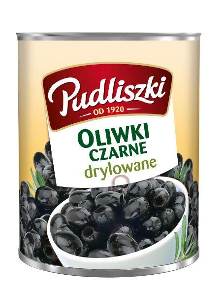 Oliwki czarne Pudliszki 3kg puszka image