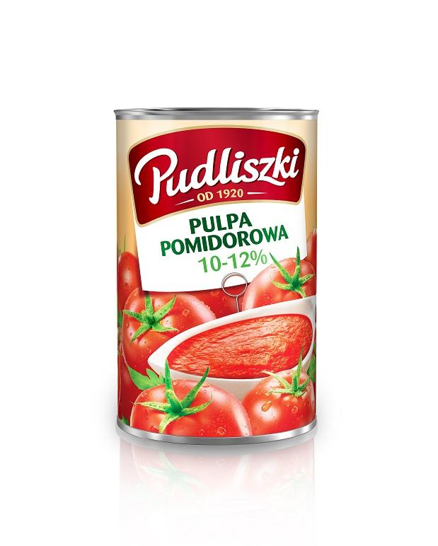 Pulpa pomidorowa Pudliszki 4.1kg puszka image