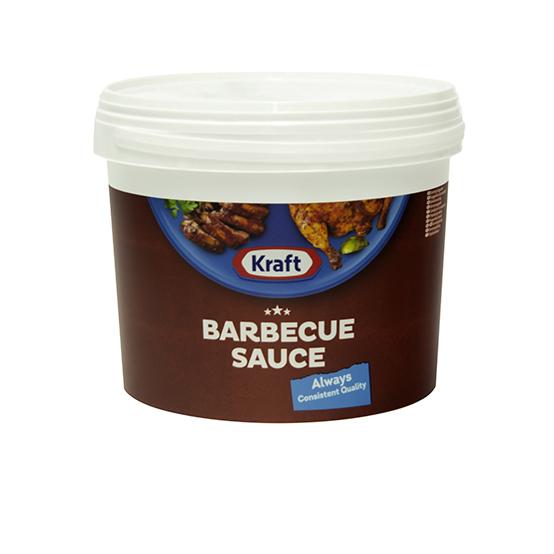 Sos BBQ Kraft 5kg wiadro