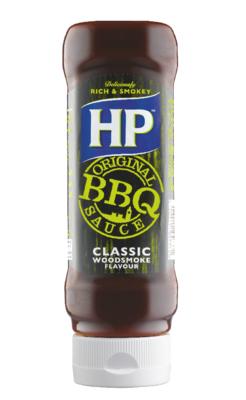 Sos HP Classic BBQ 465gm plastikowa butelka image