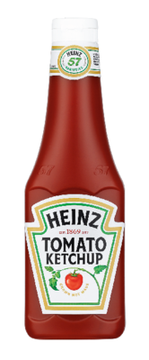 Heinz Tomato Ketchup 570gm Bottom Up image