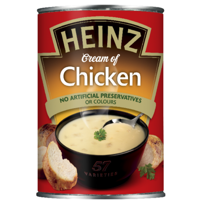 Heinz Chicken 400gm Small Can image