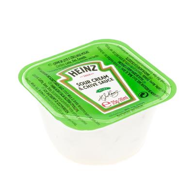 Heinz Cream Chive Dip Pot 25gm Dip Pot image