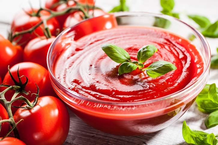 Tomato ketchup image