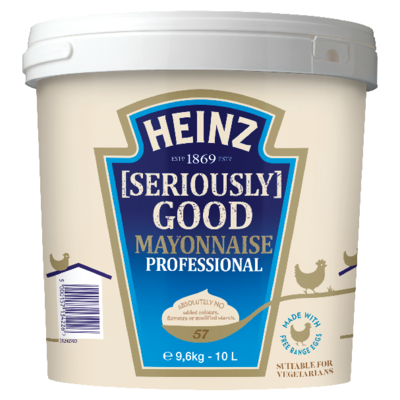 Heinz [Seriously] Good Mayonnaise 10L Pail image