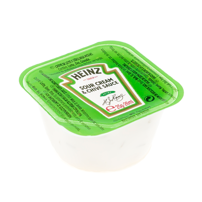 Heinz Cream Chive 25gm Dip Pot image