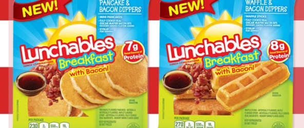 ¡Conoce los Lunchables Breakfast de Kraft!