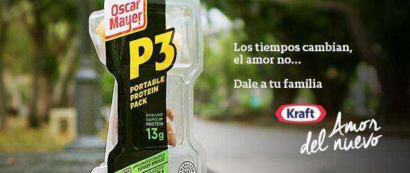 Amor del Nuevo con P3