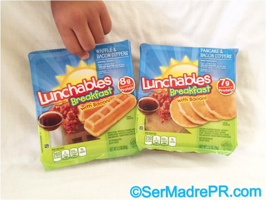 Luchables Breakfast SerMadrePR