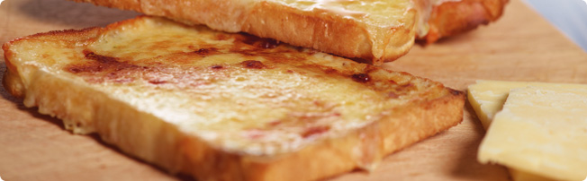 Cheese-on-Toast