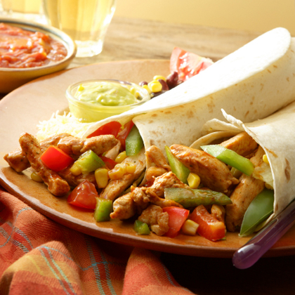 Best Chicken Fajita Dinner