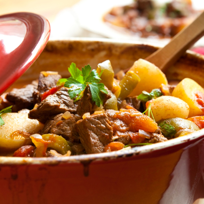 Traditional Beef and Ale Casserole