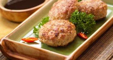 Home Style Lotus Root Patties image