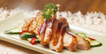 Thai Style Pork Jowl