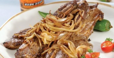 Lea & Perrins Garlic Steak image
