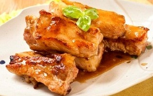 Pan-fry Pork Fillets in Orange Juice image
