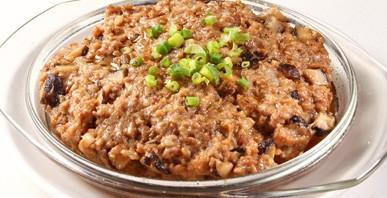李派林冬菇蒸肉餅
