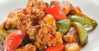 Lea & Perrins Sweet and Sour Pork image