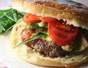 Yoshida's Teriyaki Burger