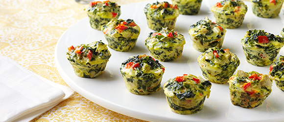 Vegetarian Appetizers Recipes