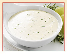 White Wine Cream Sauce image