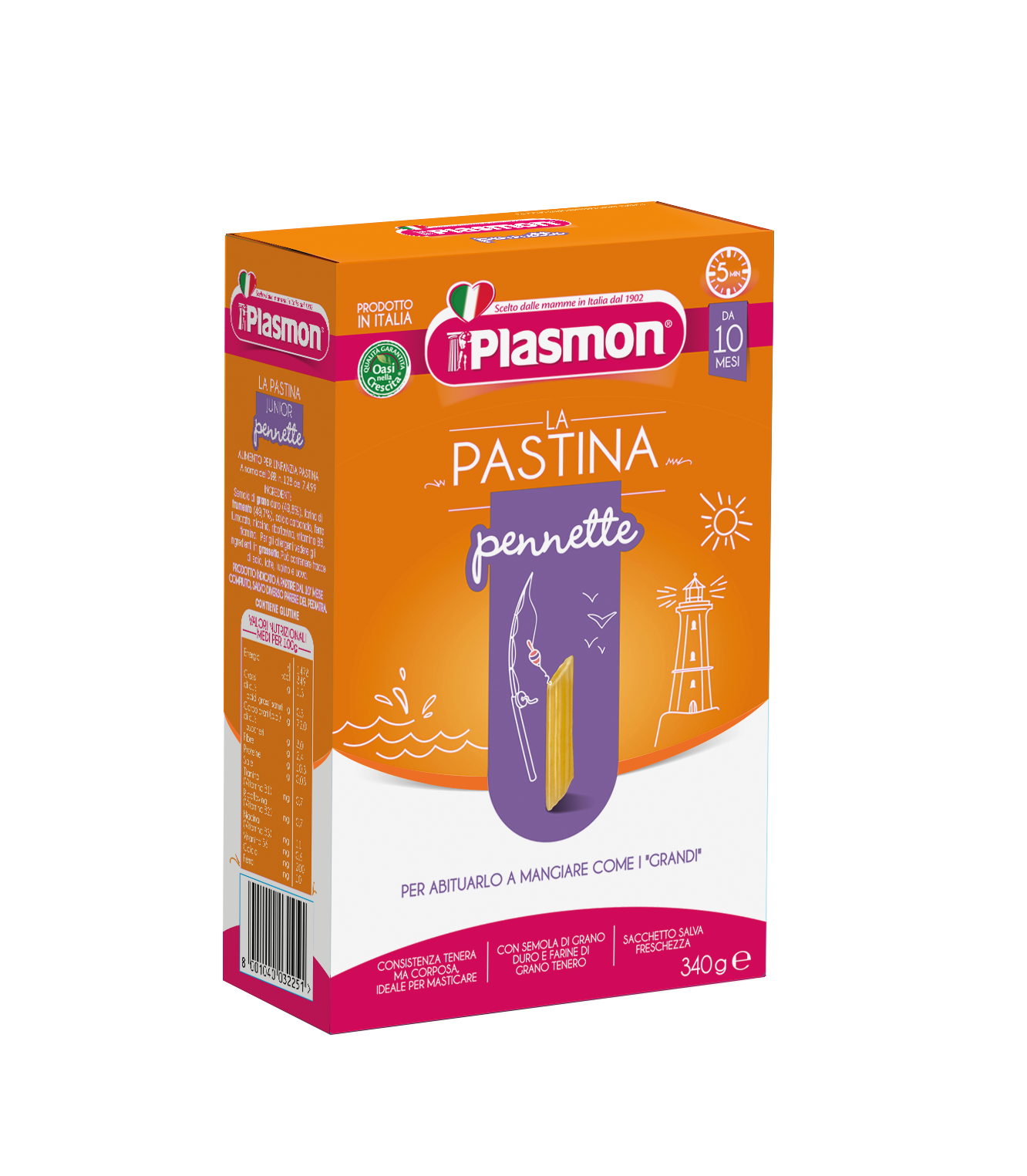Pastina Pennette